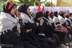 ۱۵۰ دانش آموز دختر فردیسی به اردوی راهیان نور اعزام شدند