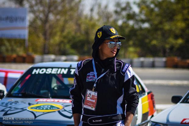 مسابقات اتومبیلرانی سرعت قهرمانی کشور