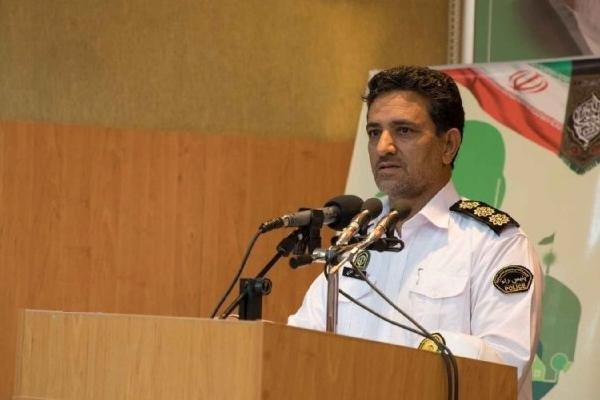 پلیس یزد در برخورد با تخلفات حادثهساز مسامحه نمیکند