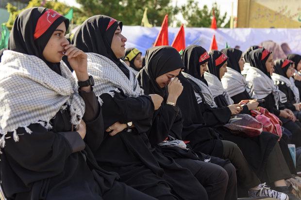 رشد ۴۵ درصدی حضور بانوان در جشنواره ملی سرزمین نور