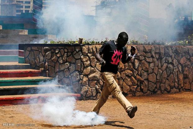 اعتراض به اصلاح قانون انتخابات در کنیا