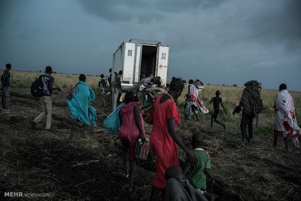 شورشیان سودان جنوبی