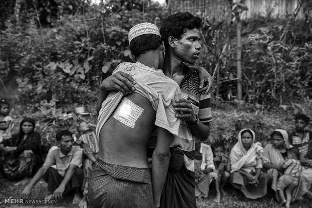 درد و رنج مسلمانان میانمار