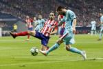 التعادل الإيجابي يحسم مباراة برشلونة وأتلتيكو مدريد