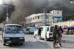 وقوع ۲ انفجار در پایتخت سومالی