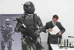 """Rusya askerleri için """"zırhlı robotik kıyafet"""" üretti"""