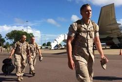 پایان ماموریت بیش از ۱۰۰۰ نظامی آمریکایی در استرالیا