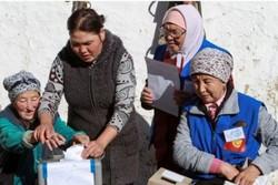 قرقیزستان رئیس جمهور جدید انتخاب میکند
