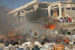 موغادیشو میں دو بم دھماکوں میں ہلاک اور زخمیوں کی تعداد 500 سے زائد ہو گئی
