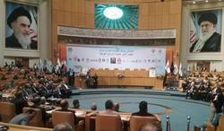 افتتاح الملتقى التجاري الايراني العراقي بطهران