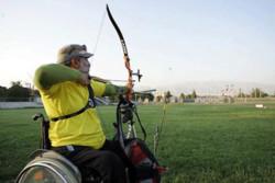 تیروکمان معلولان