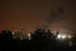 اطلاق صافرات الإنذار في محيط تل أبيب