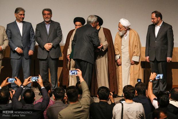 مراسم تودیع و معارفه استاندار آذربایجان غربی