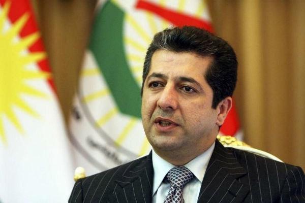 Kürdistan Parlamentosu Mesrur Barzani'nin Başbakanlığını onayladı