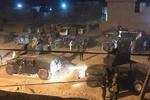 درگیری مسلحانه میان ارتش عراق و نیروهای بارزانی در شمال غرب کرکوک