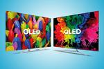 حقایقی از رقابت فناوری در تلویزیونهای QLED سامسونگ و OLED الجی