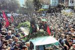 ۲ شهید گمنام در پاکدشت تشییع شدند
