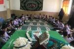 جشن خواندن قرآن دانشآموزان پایه اول ابتدایی در خارگ برگزار شد