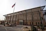 Bağdat'ta ABD elçiliğinin bulunduğu bölgeye saldırı