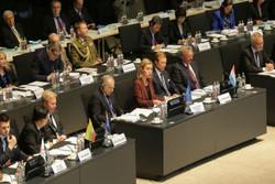 نشست وزیران خارجه اروپا