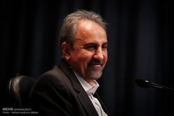 نشست خبری محمد علی نجفی شهردار تهران