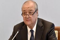وزیر امور خارجه ازبکستان