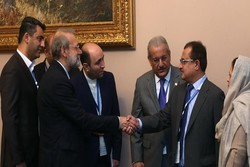 'Terrorism troubles not just a specific region': Larijani
