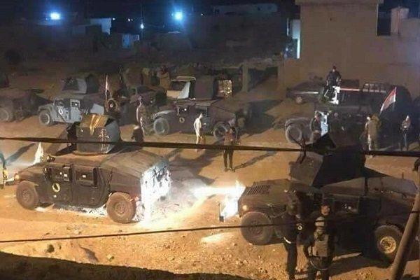 وقوع درگیری توپخانه ای ارتش عراق با پیشمرگه در کرکوک