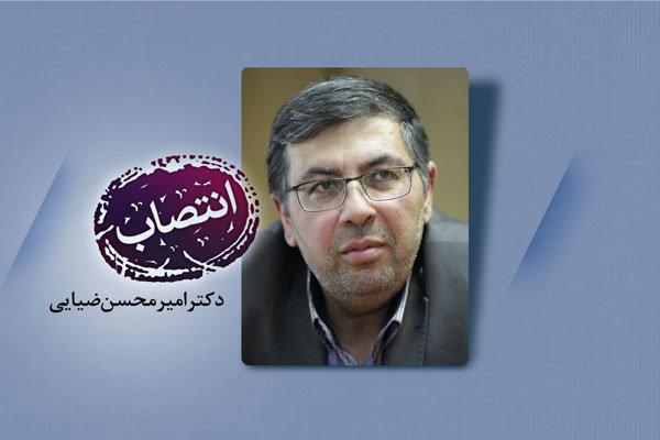 «ضیایی» معاون آموزشی دانشگاه علوم پزشکی شهید بهشتی شد