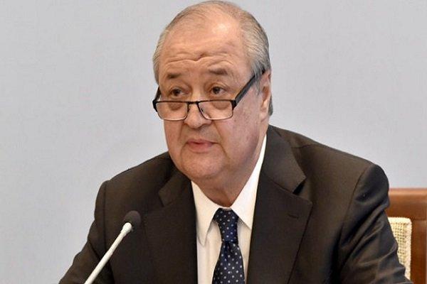 Özbekistan Dışişleri Bakanı Tahran'a geliyor