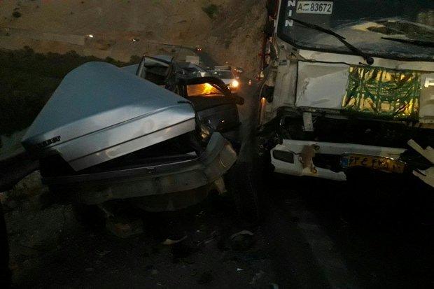 حادثه رانندگی - کراپشده