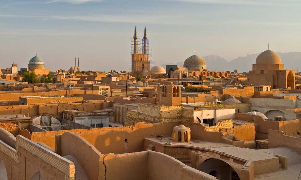 "Yazd on way to become first ""City of Tourists"" in Iran"