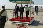 وزیر کشور وارد بوشهر شد