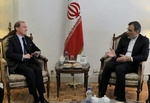 Jaberi Ansari, France special envoy talk Syria crisis