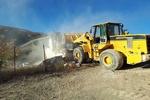 جلوگیری از ساخت ۲۱۴ بنای غیر مجاز در اراضی کشاورزی شهرستان قزوین