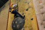 دختر نابینای صخرهنورد کشور محدودیت ها را درنوردید