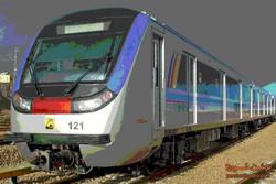 افزایش جابه جایی مترو با اضافه شدن ۷ رام قطار جدید