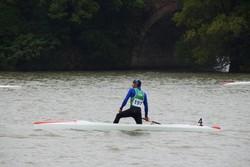 محمد نبی قایقرانی آبهای آرام قهرمان آسیا