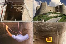 قلعه تاریخی فلک الافلاک