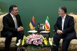 دیدار وزرای فرهنگ ایران و ارمنستان