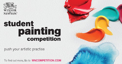 Winsor & Newton Student Painting Competition