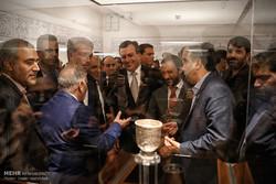 افتتاح نمایشگاه مشترک ایران و ارمنستان