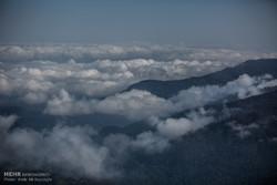 سمفونی ابرها در آسمان فیلبند
