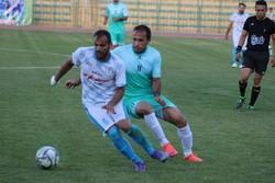 برد تیم فوتبال «خیبر» خرمآباد مقابل «شهرداری» همدان