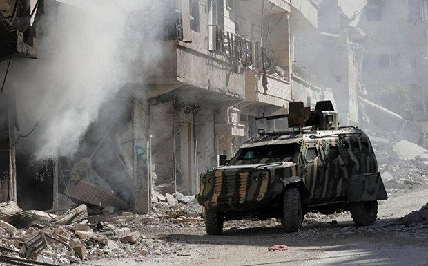 العفو الدولية: التحالف الدولي دمر معظم أحياء الرقة
