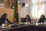 معاون رئیس جمهور در امور زنان با قهرمانان پارالمپیک دیدار کرد
