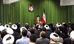 جمعی از نخبگان کشور با رهبر انقلاب دیدار کردند