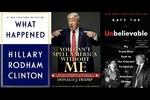 تنور نشر آمریکا با سیاست داغ میشود؟/ تراژدی ترامپ در بازار کتاب
