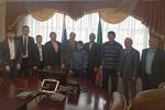 دیدار  رسول خادم با معاون وزیر ورزش تاتارستان روسیه