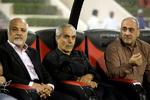 تکلیف ادامه همکاری طاهری با پرسپولپس در جلسه با وزیر ورزش مشخص میشود